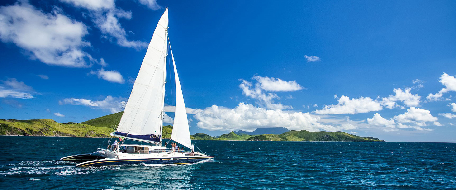 Catamaran Cruise Tour in St. Kitts and Nevis