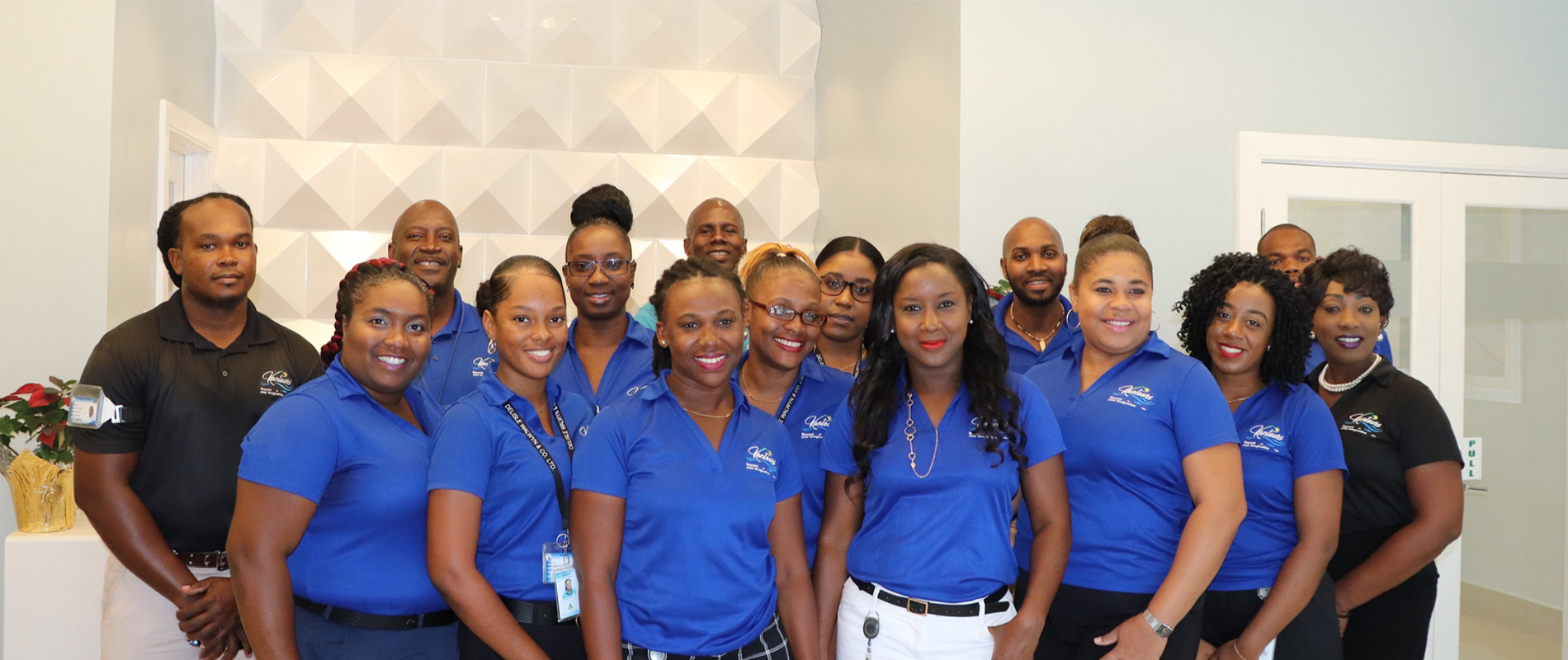 Team Photo of Kantours Destination Management Specialists in St. Kitts