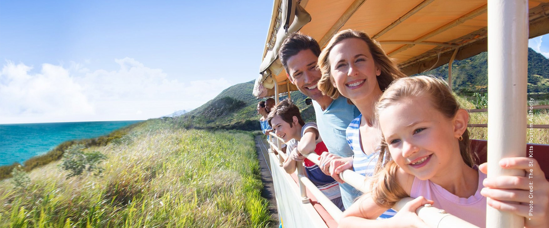 St. Kitts Railway Tour