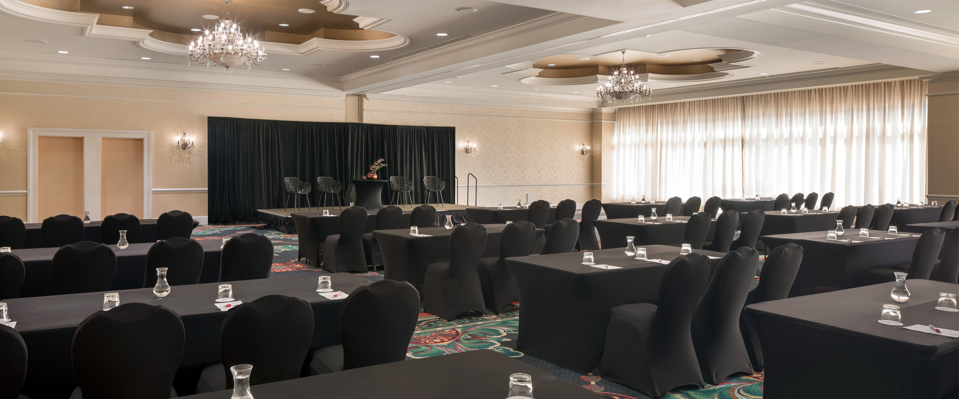 Conference Room at Marriott St. Kitts